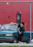 4581 Boys Tennis v CWA 101414