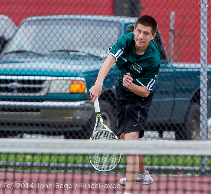 4582 Boys Tennis v CWA 101414