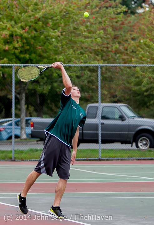 4590 Boys Tennis v CWA 101414