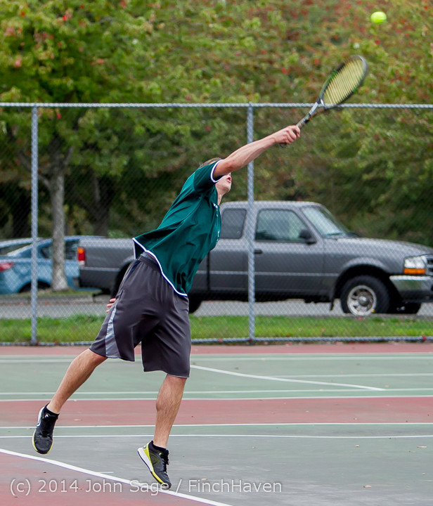 4591 Boys Tennis v CWA 101414