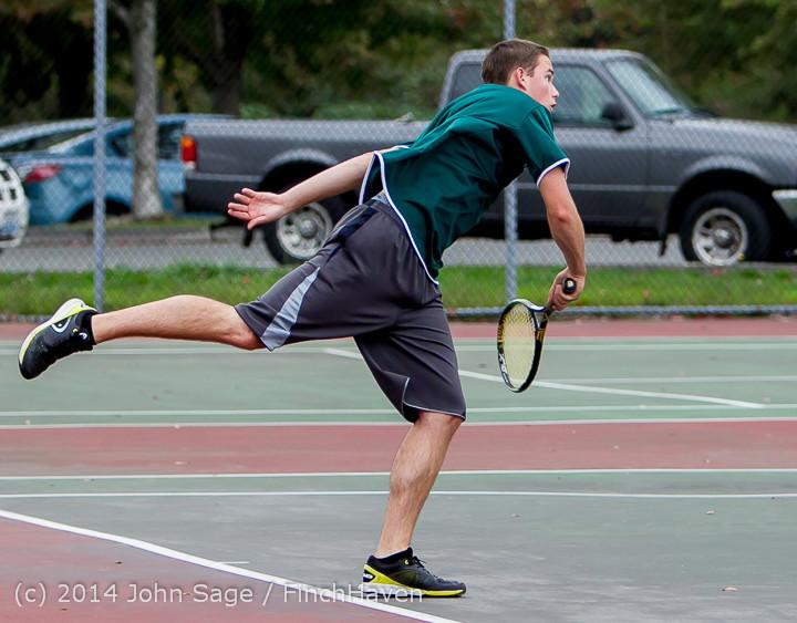 4593 Boys Tennis v CWA 101414