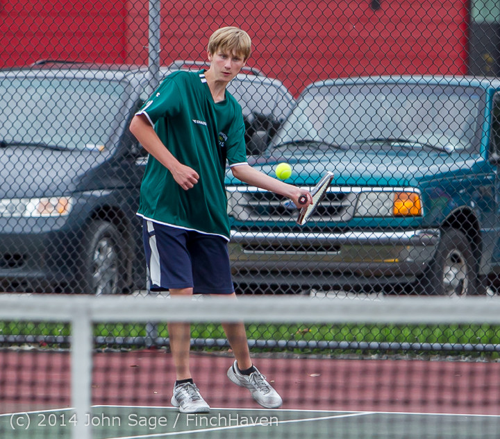 4596 Boys Tennis v CWA 101414
