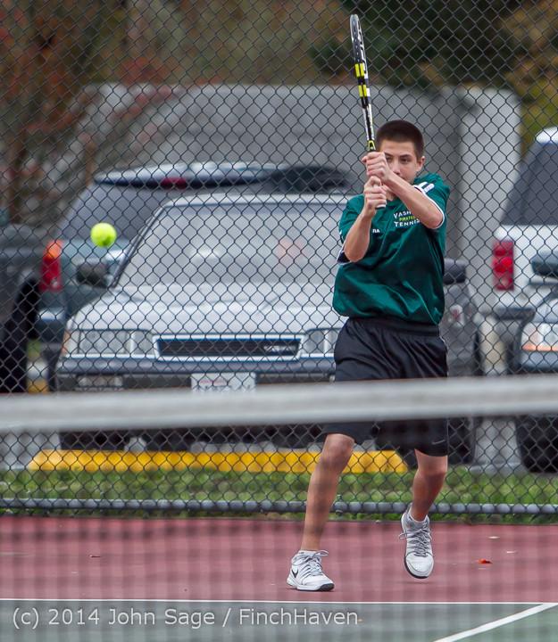 4605 Boys Tennis v CWA 101414