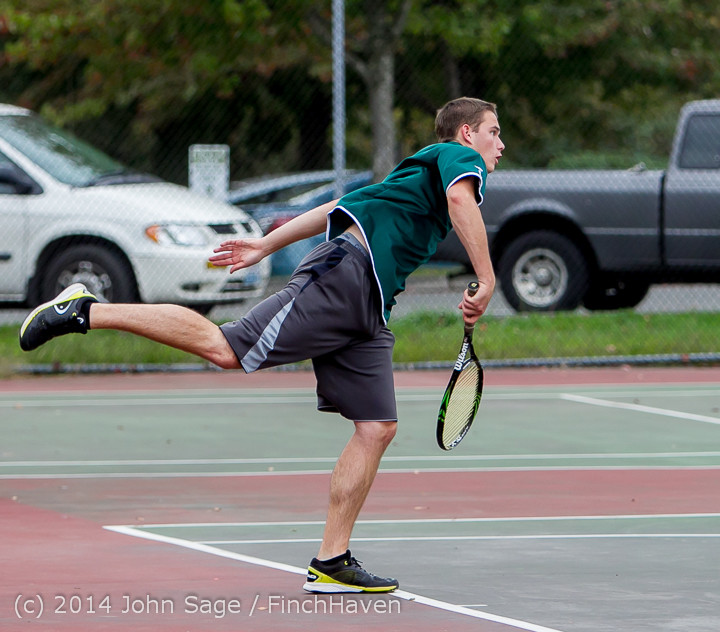 4610 Boys Tennis v CWA 101414