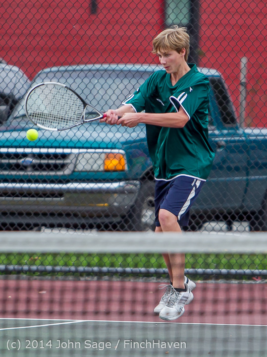 4621 Boys Tennis v CWA 101414