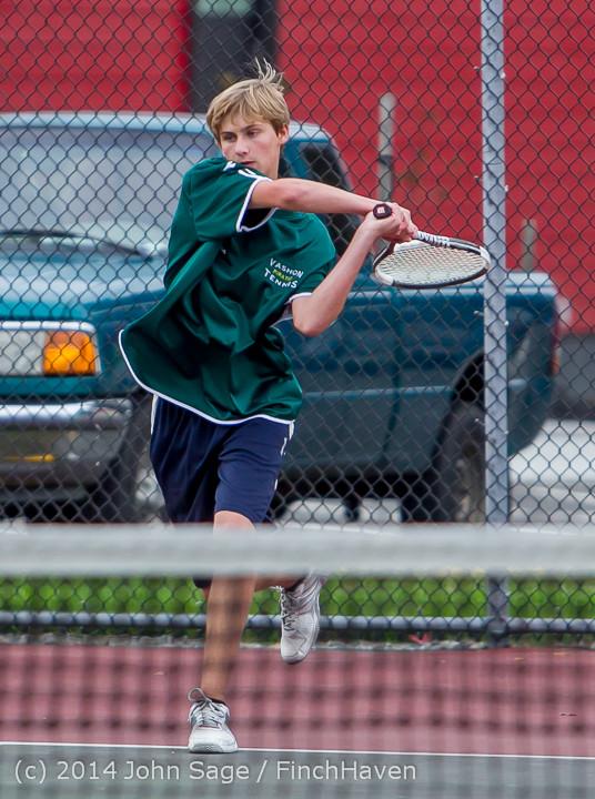 4623 Boys Tennis v CWA 101414