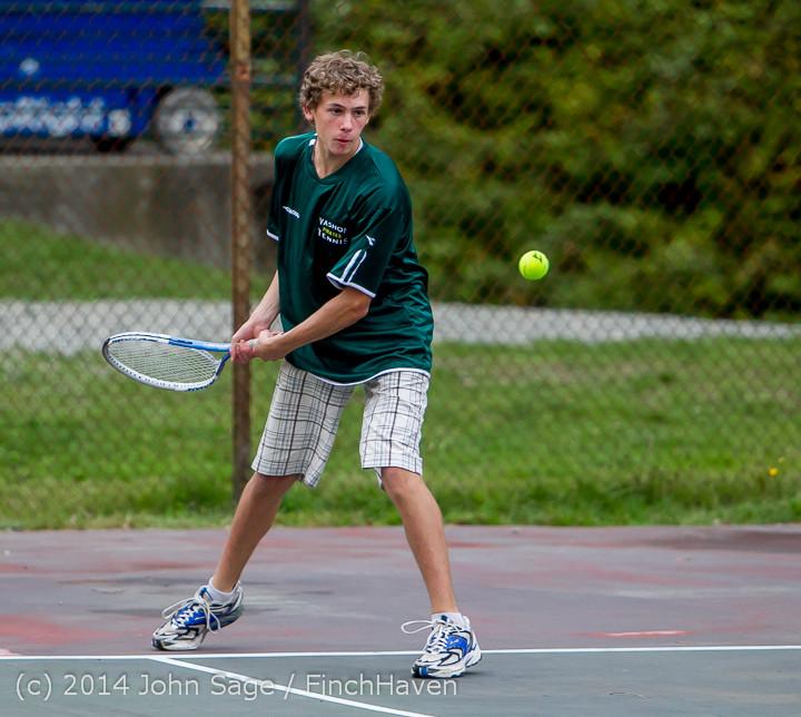 4632 Boys Tennis v CWA 101414
