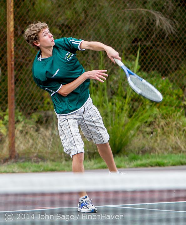 4651 Boys Tennis v CWA 101414