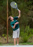 4654 Boys Tennis v CWA 101414
