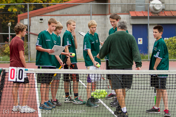 5417 Boys Tennis v CWA 101613