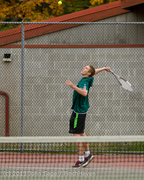 5446 Boys Tennis v CWA 101613