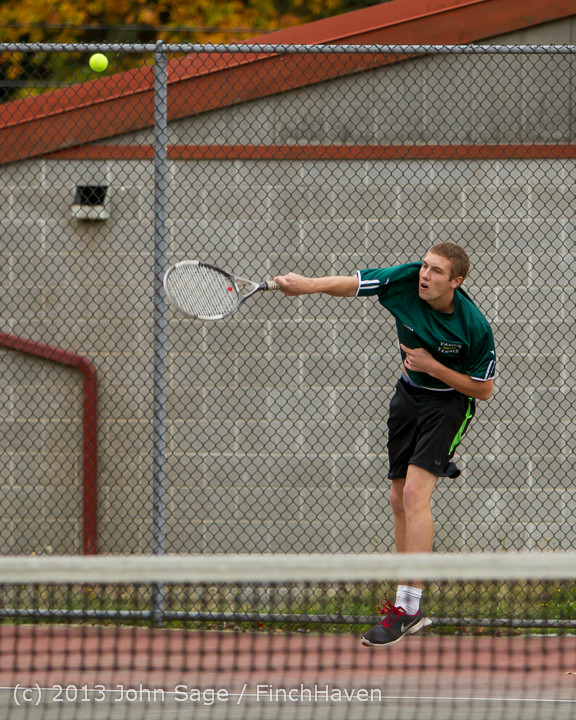 5448 Boys Tennis v CWA 101613