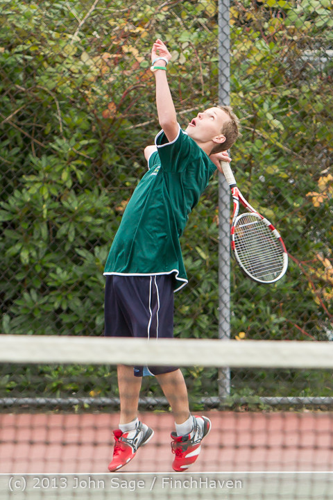 5469 Boys Tennis v CWA 101613