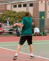 5516 Boys Tennis v CWA 101613