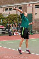 5542 Boys Tennis v CWA 101613
