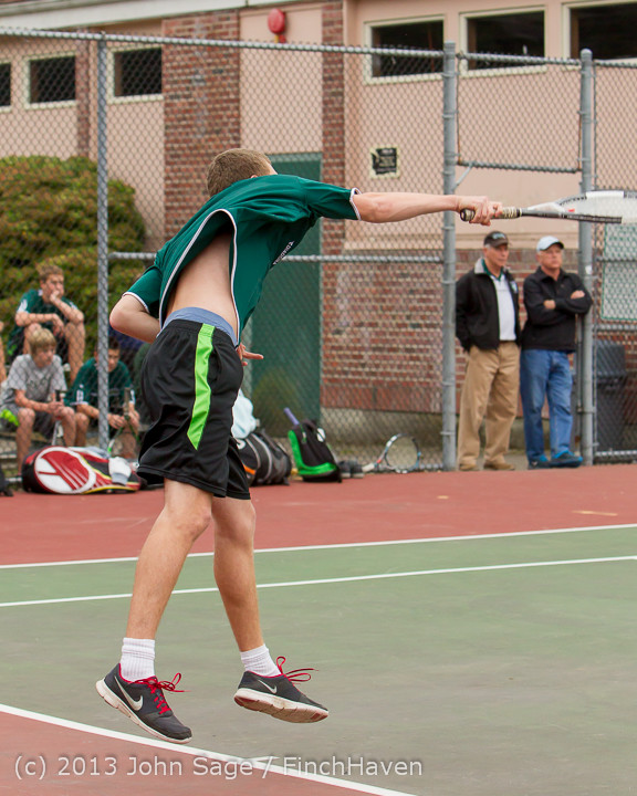 5544 Boys Tennis v CWA 101613