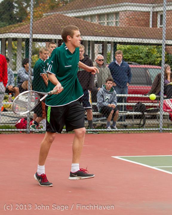 5555 Boys Tennis v CWA 101613