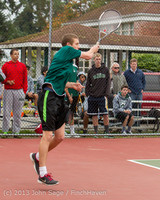5557 Boys Tennis v CWA 101613