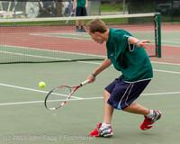 5565 Boys Tennis v CWA 101613