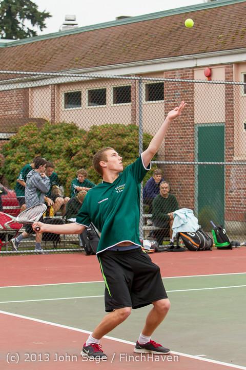 5587 Boys Tennis v CWA 101613