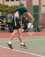 5593 Boys Tennis v CWA 101613