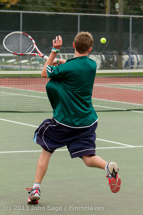5603 Boys Tennis v CWA 101613