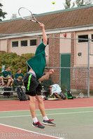 5618 Boys Tennis v CWA 101613