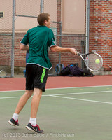 5621 Boys Tennis v CWA 101613