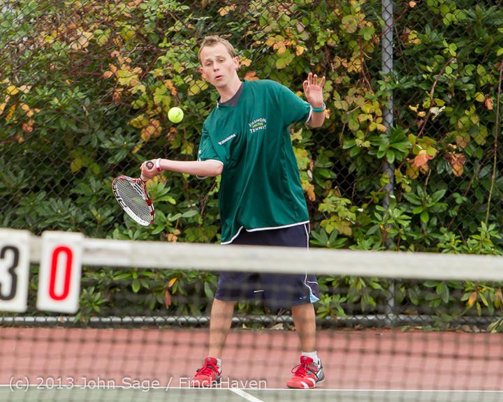 5632 Boys Tennis v CWA 101613