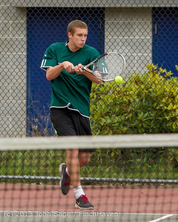 5655 Boys Tennis v CWA 101613