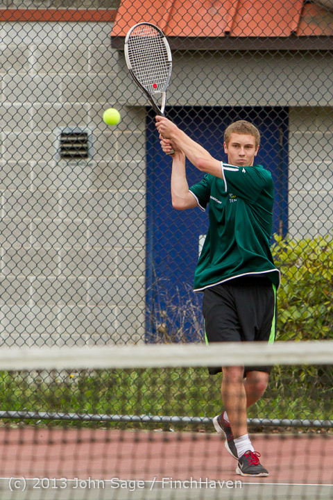 5657 Boys Tennis v CWA 101613