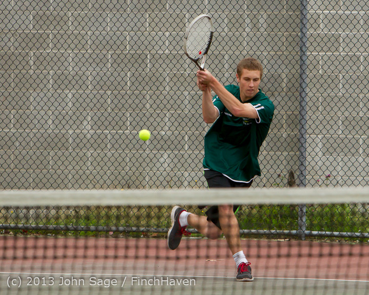 5660 Boys Tennis v CWA 101613