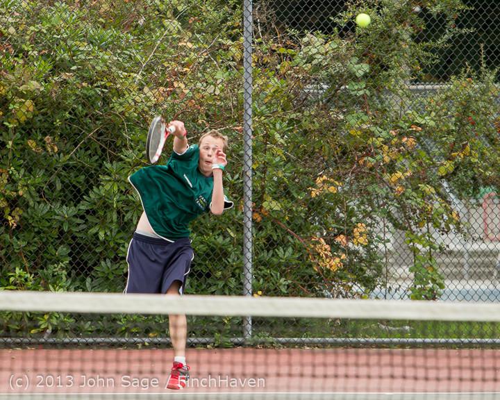 5669 Boys Tennis v CWA 101613