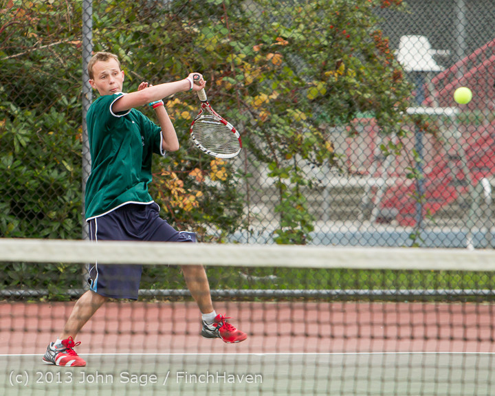 5685 Boys Tennis v CWA 101613