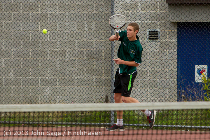 5701 Boys Tennis v CWA 101613