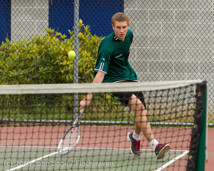5715 Boys Tennis v CWA 101613