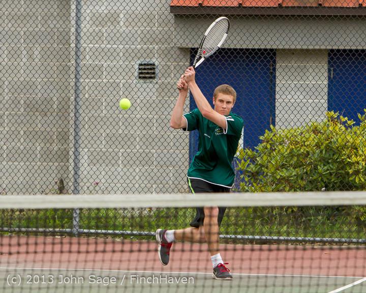 5723 Boys Tennis v CWA 101613