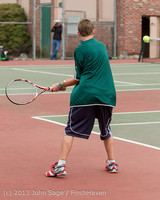 5772 Boys Tennis v CWA 101613