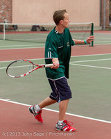 5776 Boys Tennis v CWA 101613