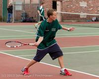5784 Boys Tennis v CWA 101613