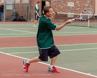 5786 Boys Tennis v CWA 101613