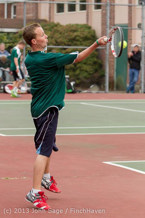 5793 Boys Tennis v CWA 101613