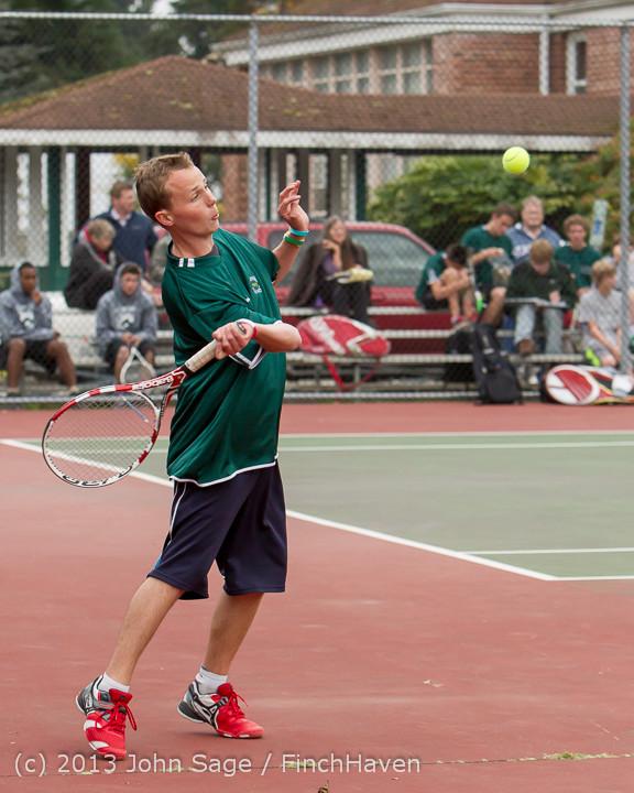 5801 Boys Tennis v CWA 101613
