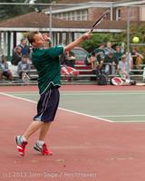 5802 Boys Tennis v CWA 101613