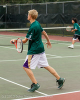 5806 Boys Tennis v CWA 101613