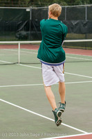 5807 Boys Tennis v CWA 101613