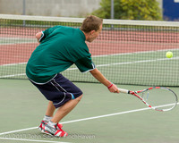 5818 Boys Tennis v CWA 101613