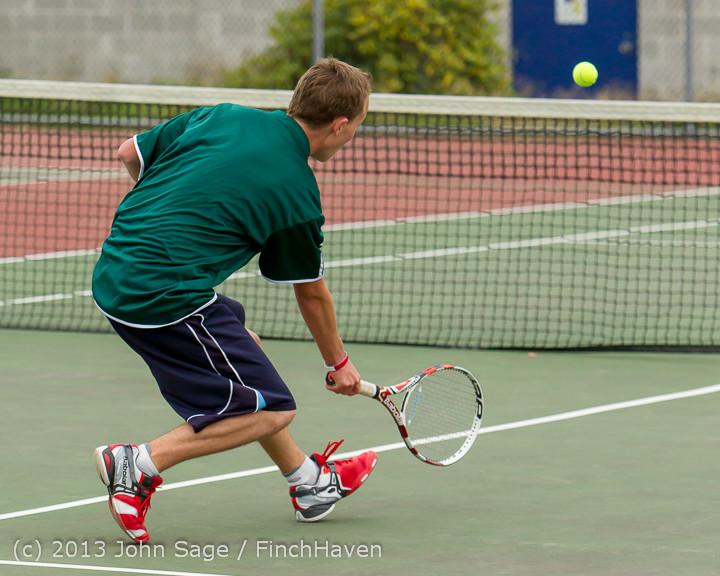 5819 Boys Tennis v CWA 101613