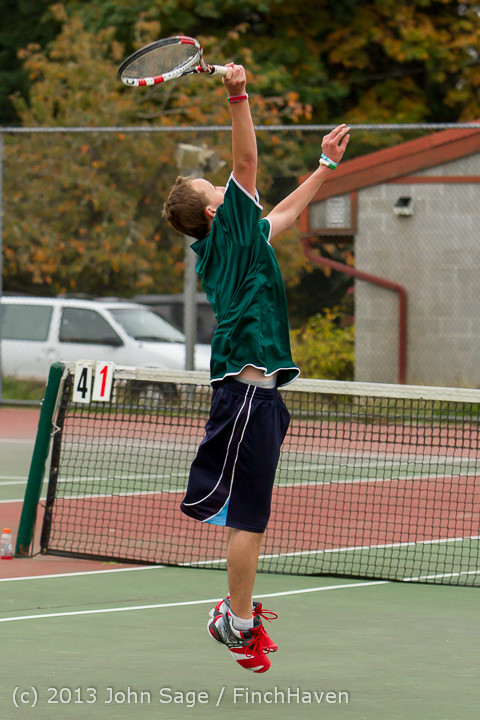 5823 Boys Tennis v CWA 101613