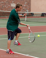 5841 Boys Tennis v CWA 101613